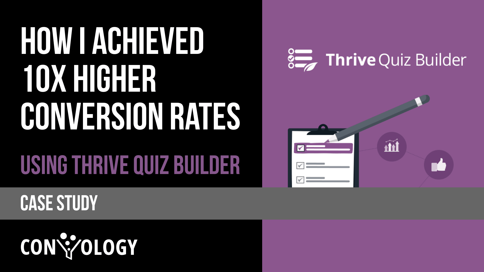 Thrive Quiz Builder Helped My Client 10x His Conversion Rate