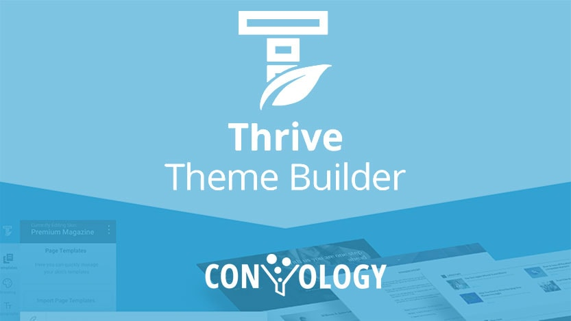 Thrive Theme Builder Release Date