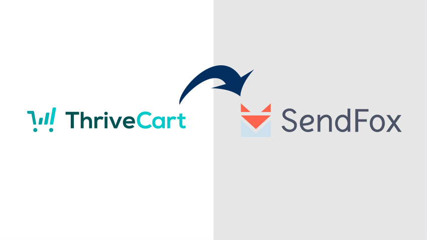 How to Use SendFox with ThriveCart